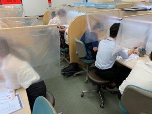 京進スクール授業風景