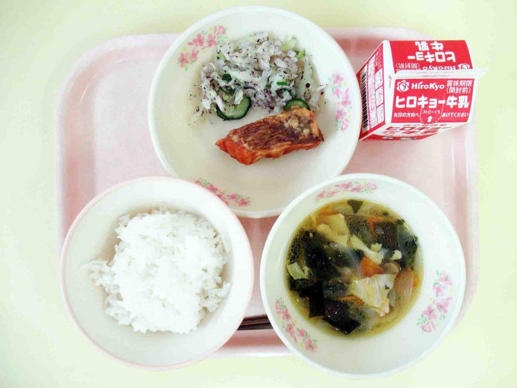 広島県産真鯛使用メニュー