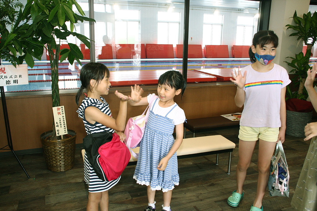 東広島スイミングスクール