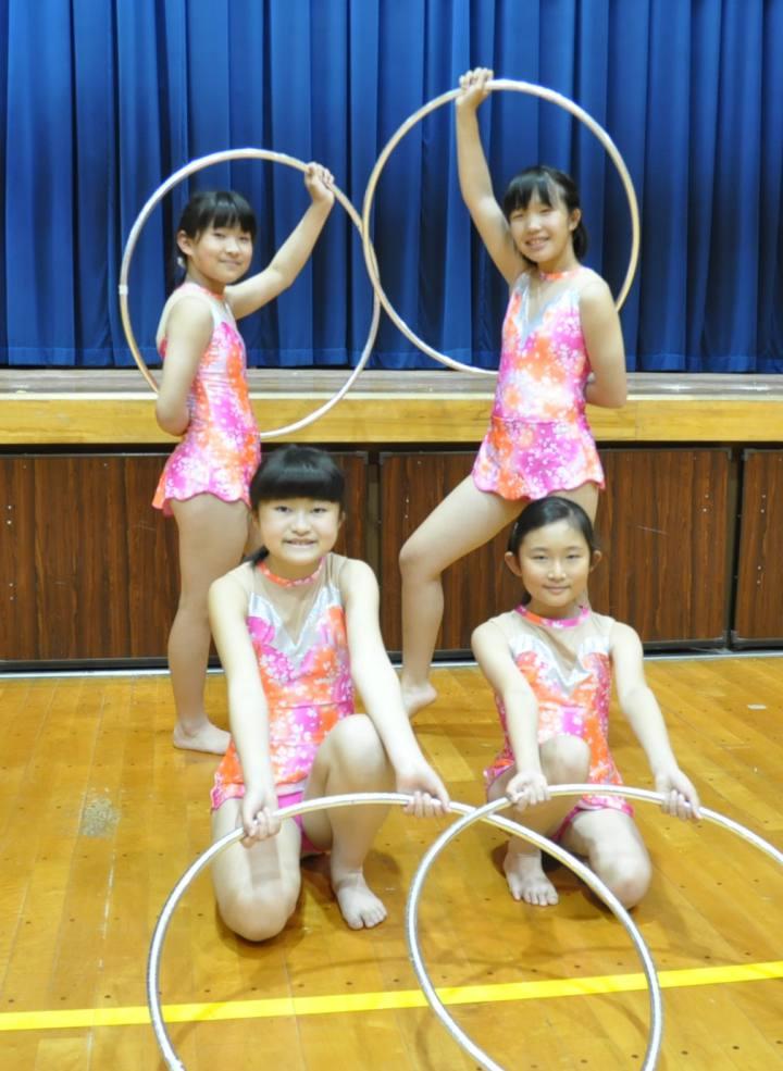 新体操55